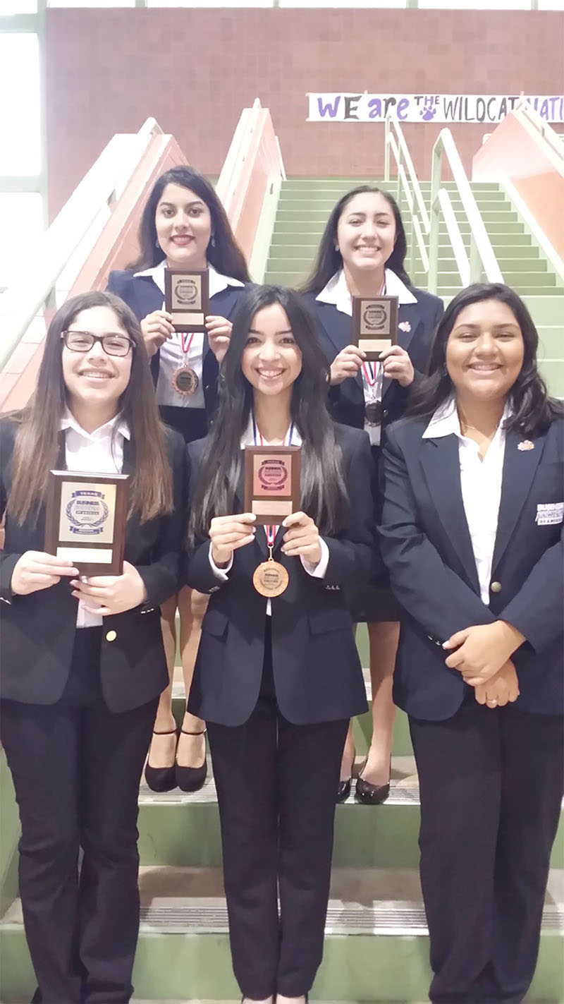 High school BPA chapters advance to state