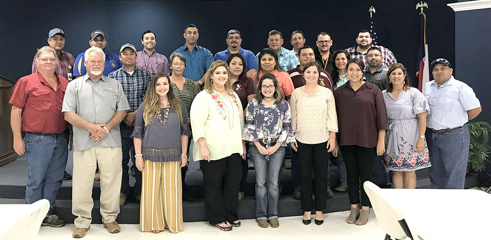 Valley Ag Teachers Prepare for 2018-2019 School Year